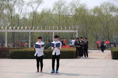 图片新闻 > 正文   4月9日,烟台南山学院第三届社团游园会在东海校区